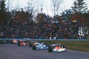 Peterson leads Laffite, Brambilla - US E`76
