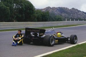 Senna lotus renault