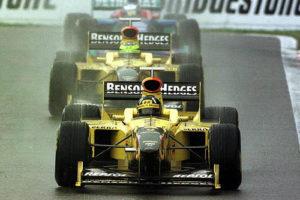 Ralf at SPA 1998