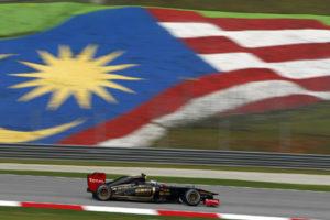 2011 Malaysian Grand Prix - Friday
