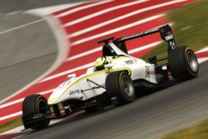 Nigel Melker GP3 2011