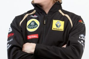 Kimi in lrgp jacket 2011