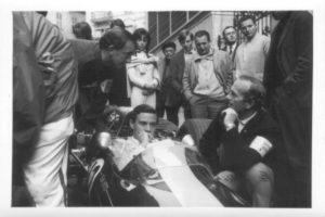 Jim Clark 1967 Monaco